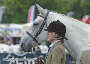 Pennineview Independence - Bramham 2017 Broodmare Class - Head