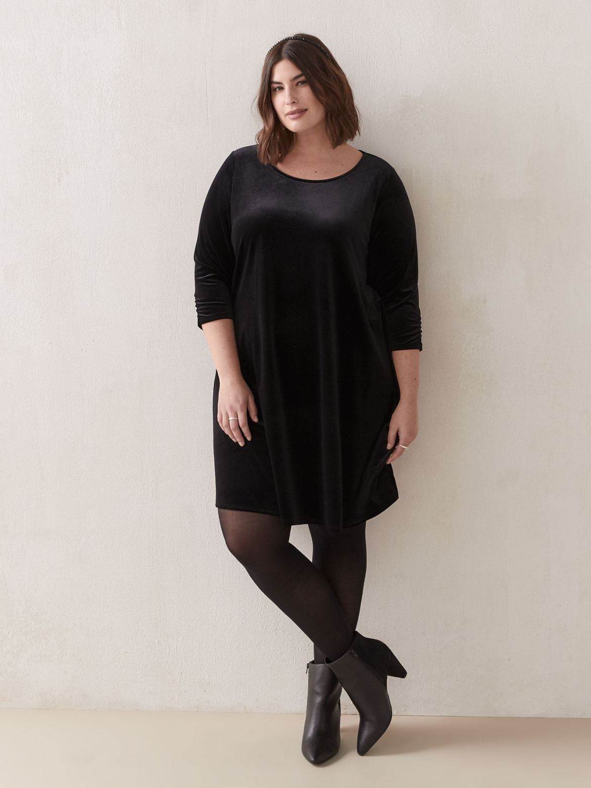 Knitted Swing Dress – In Every Story