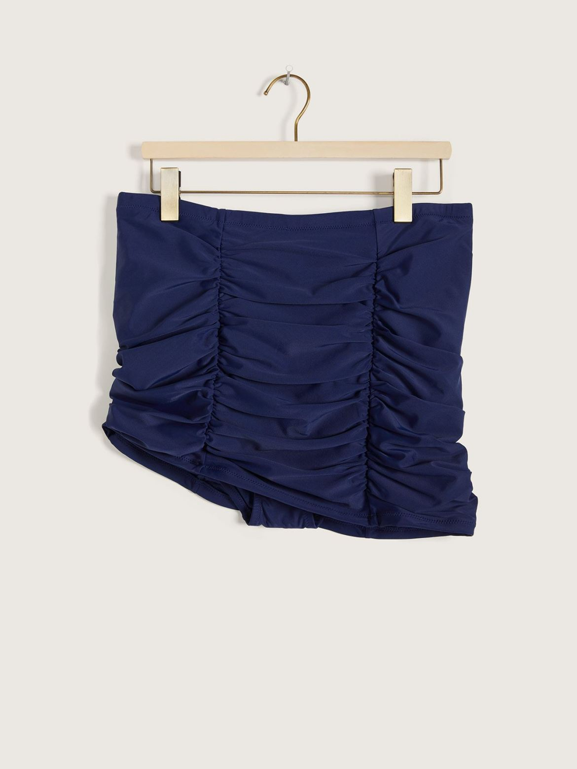 Costa Caribe High Waist Swim Skirt - Raisins Curve