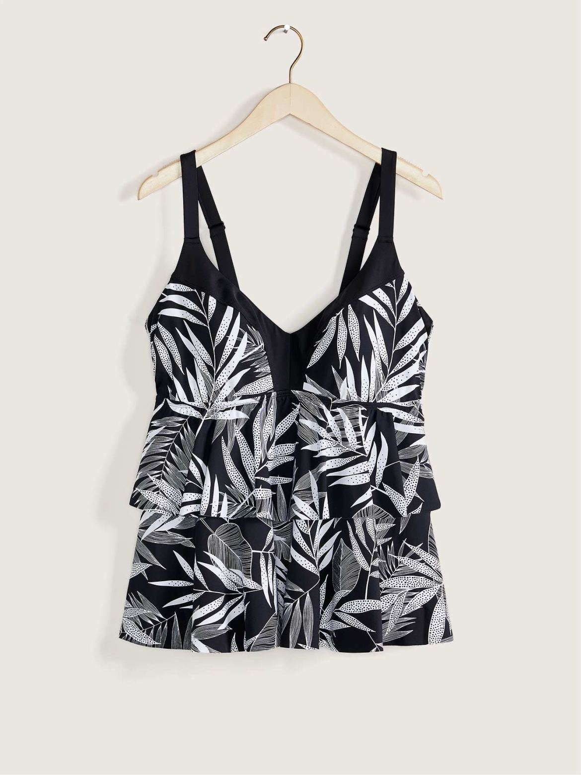 Printed Tankini Top - In Every Story