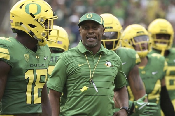 Willie Taggart gathered no moss in a single 2017 season at Oregon before taking off Florida State.