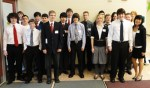 Technology Student Associations group shot