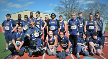 Unified Track & Field team