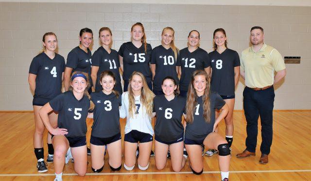 Penn Manor girls' volleyball team