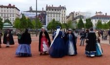 danse place Bellecour
