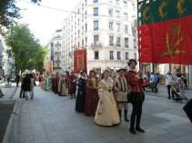 Défilé rue de la république