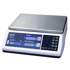EC counting scale