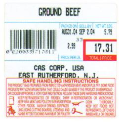 LSt-8040 label