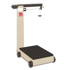 D500M mobile floor beam scale