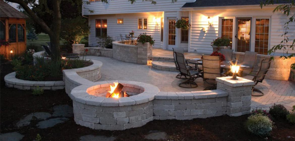 fire pits outdoor fireplaces penn stone
