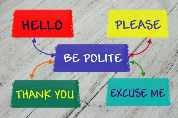 Etiquette For Children