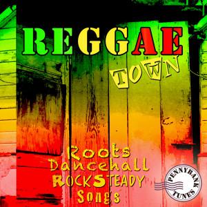 PNBT 1022 REGGAE TOWN COVER