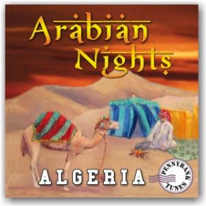 PNBT 1024 ARABIAN NIGHTS ALGERIA COVER
