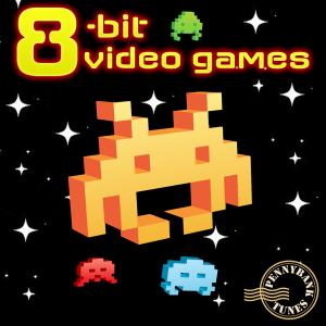 PNBT 1043 8- BIT VIDEO GAMES