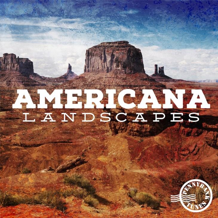 PNBT 1085 AMERICANA LANDSCAPES