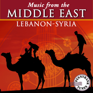 PNBT 1050 MIDDLE EAST - LEBANON SYRIA