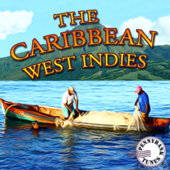 THE CARIBBEAN WEST INDIES