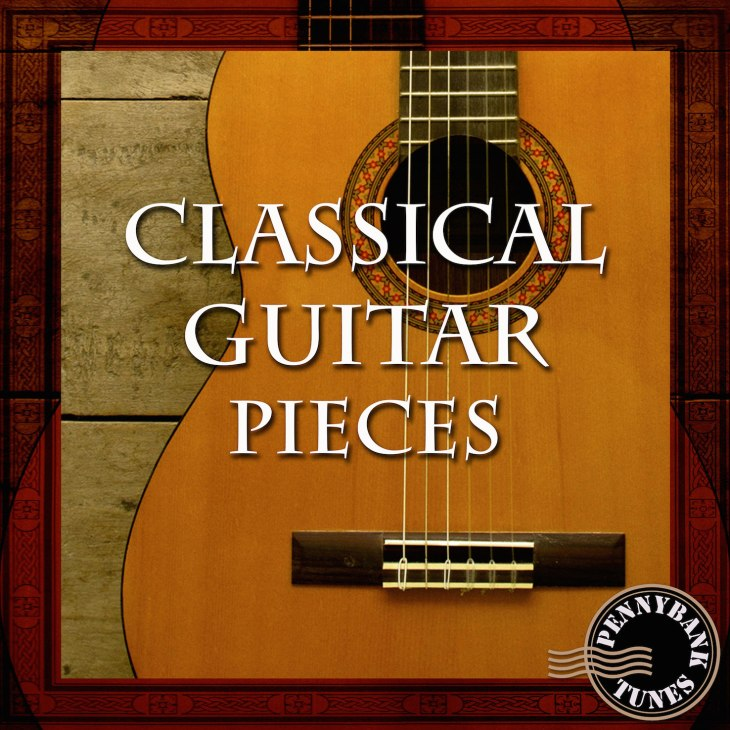 PNBT 1055 CLASSICAL GUITAR PIECES
