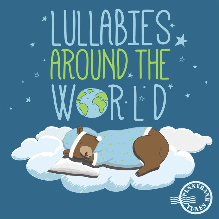 PNBT 1097 LULLABIES AROUND THE WORLD