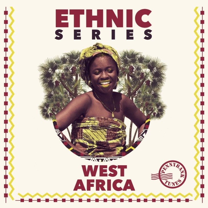 PNBT 1074 ETHNIC SERIES - WEST AFRICA