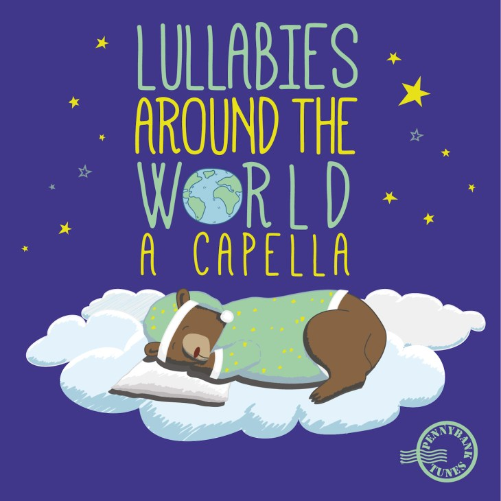 PNBT 1107 LULLABY AROUND THE WORLD A CAPELLA