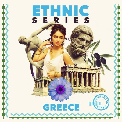 PNBT 1145 - ETHNIC SERIES - GREECE