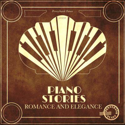PNBT 1149 PIANO STORIES - ROMANCE & ELEGANCE