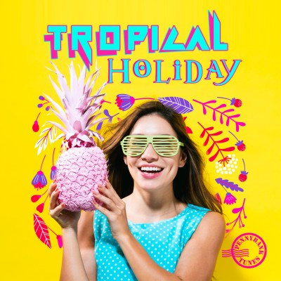 PNBT 1157 TROPICAL HOLIDAY