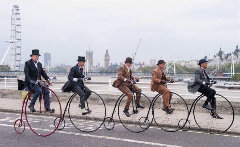 Image result for penny farthing