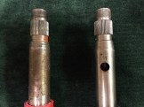Mk II(左)とMk I (右)