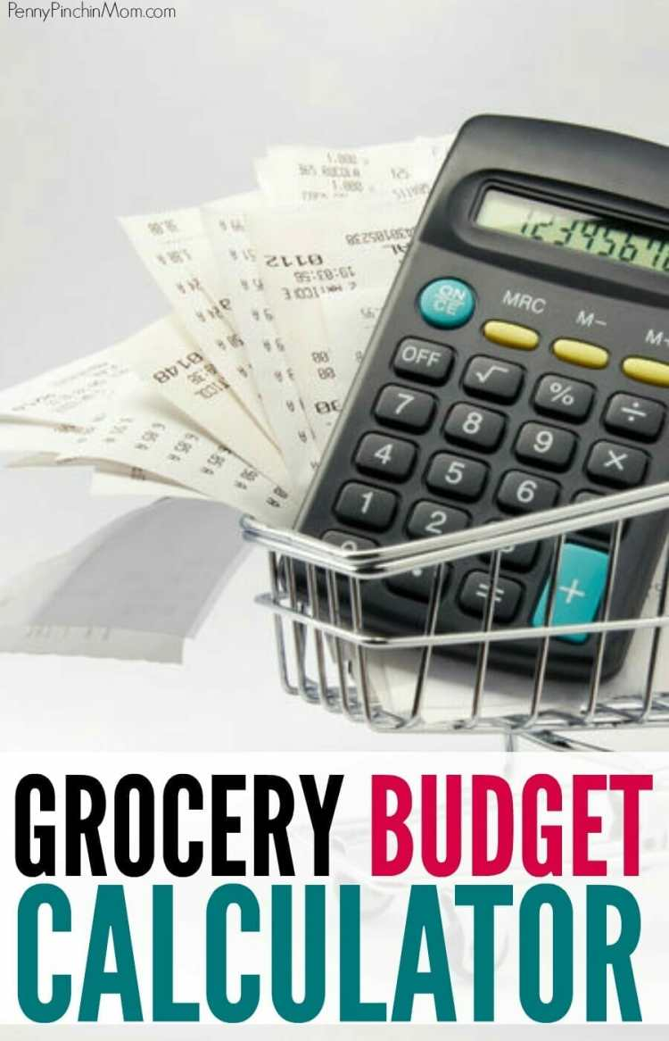 How much should you budget for groceries?  Simple ways to figure out how much you need for food for your family  grocery budget | budgeting for food | food budget | monthly budget | how to budget | budget calculator  #grocerybudget #monthlybudget #groceries #savingmoney