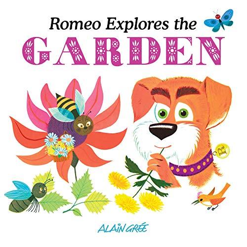 Romeo Explores The Garden