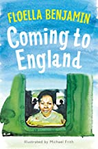 The cover of Coming to England by Floella Benjamin