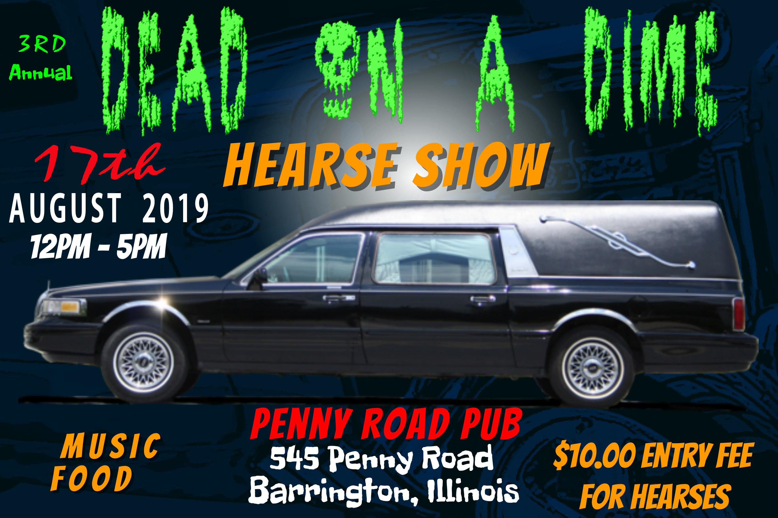 hearse show
