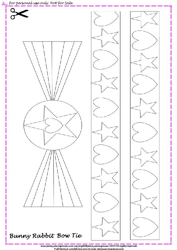 bow tie pattern pdf - Onwe.bioinnovate.co