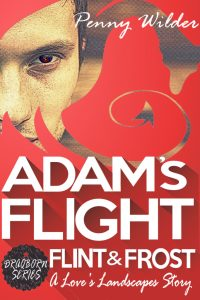 Adam's-FLIGHT-Flint-&-Frost-Draqborn-Series-COVER