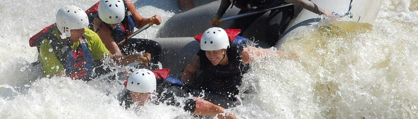 Penobscot Adventures Whitewater Rafting