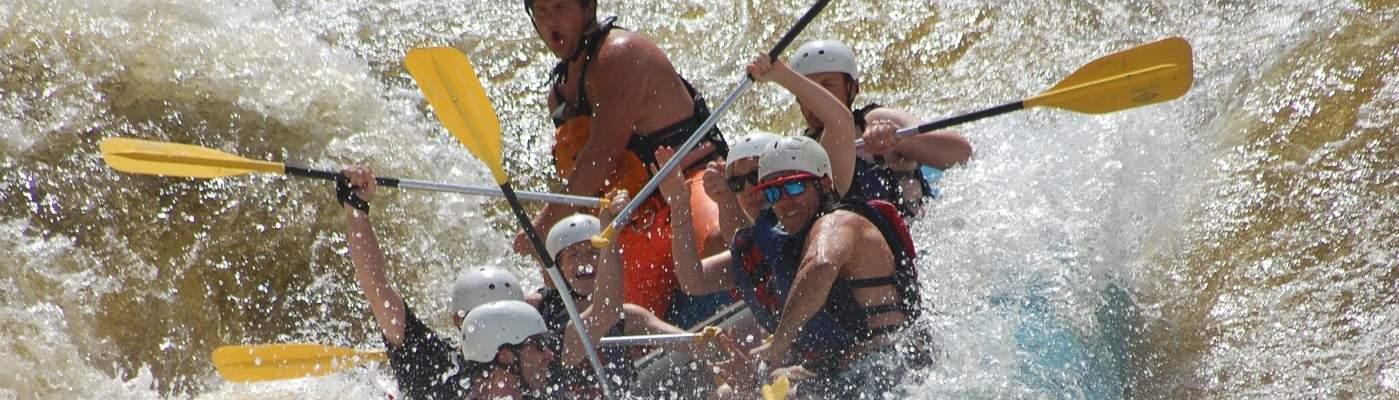 Penobscot Adventures Whitewater Rafting