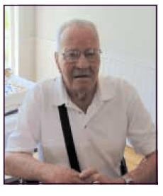 Charter Member Bill Moll