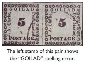 Goilad Spelling Error