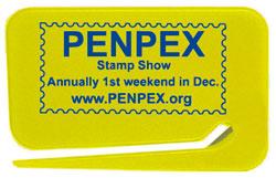 PENPEX commemorative letter opener.