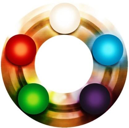As cinco cores de Jade