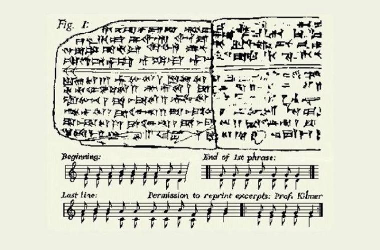 Ouça a música mais antiga do mundo, escrita 3.400 anos atrás