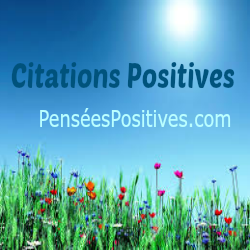 Citations positives FB