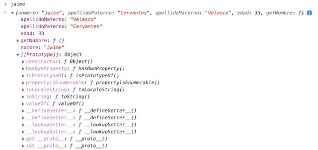 Objeto literal tiene como prototipo a Object.prototype