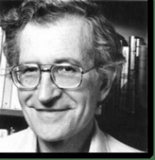 Falso Decalogo sulle strategie di manipolazione di massa attribuito a Noam Chomsky