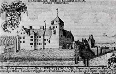 dragsholm-castle