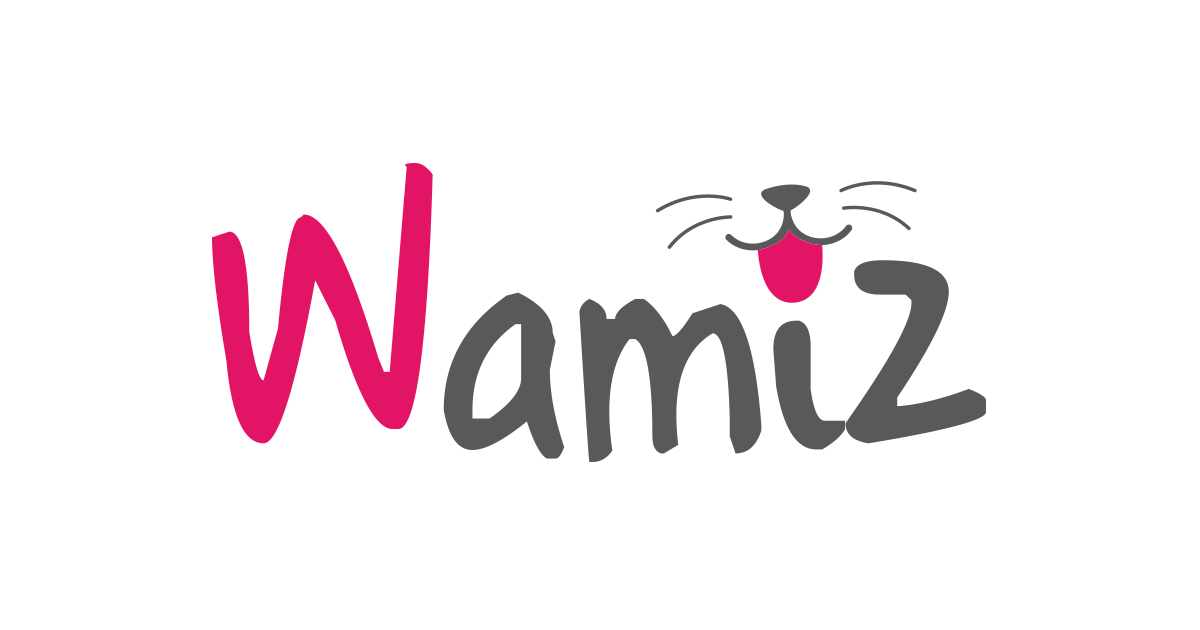 Nous sommes sur Wamiz !