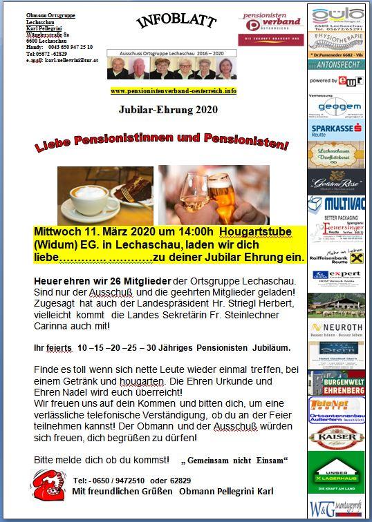 Lechaschau in Reutte - Thema auf volunteeralert.com