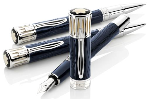 Image result for Montblanc Mark Twain Pen Set